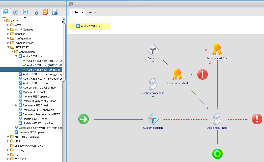 Create a XaaS in vRealize Orchestrator for vRealize